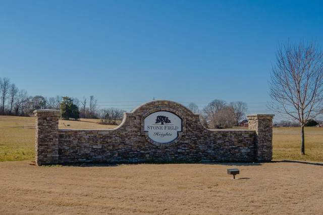 0 Stone Field Drive, Winchester, TN 37398 (MLS #RTC1898035) :: Exit Realty Music City