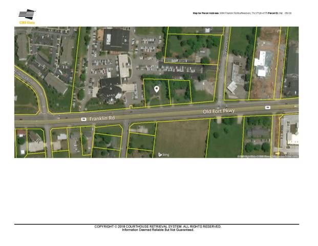 3088 Franklin Rd, Murfreesboro, TN 37128 (MLS #RTC1900044) :: FYKES Realty Group