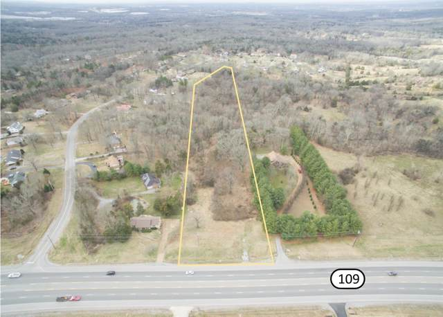 0 Hwy 109 N, Lebanon, TN 37087 (MLS #RTC1902915) :: The Milam Group at Fridrich & Clark Realty