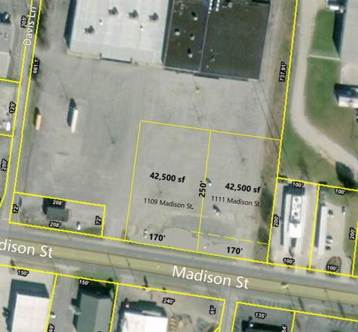 1111 Madison St, Shelbyville, TN 37160 (MLS #RTC1952496) :: Maples Realty and Auction Co.
