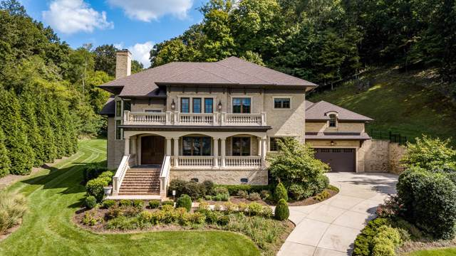 1105 Sleeping Valley Ct, Brentwood, TN 37027 (MLS #RTC1976799) :: Nashville on the Move