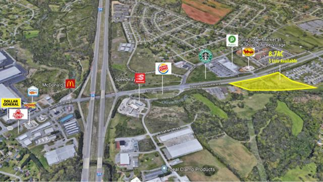 0 Lee Victory Pkwy (Lot 2), Smyrna, TN 37167 (MLS #RTC1978097) :: Cory Real Estate Services
