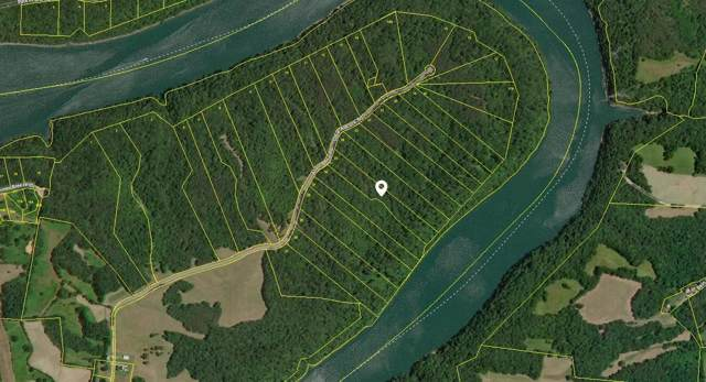 0 Allens Bend Rd Lot 25, Smithville, TN 37166 (MLS #RTC1978412) :: Village Real Estate