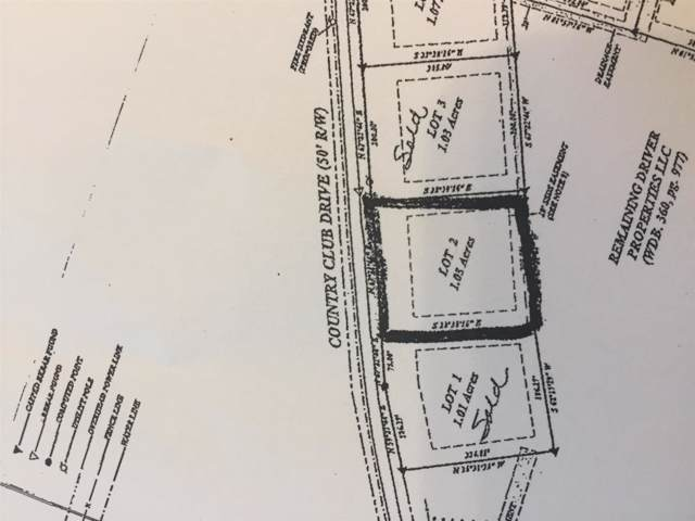 2 Country Club Drive, Manchester, TN 37355 (MLS #RTC1983110) :: Nashville's Home Hunters