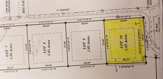10 Pinehurst Drive, Manchester, TN 37355 (MLS #RTC1983118) :: DeSelms Real Estate