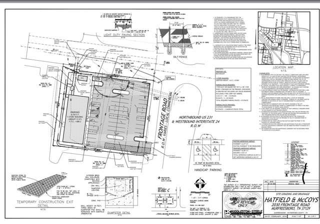 2030 South Church, Murfreesboro, TN 37129 (MLS #RTC1990932) :: The Milam Group at Fridrich & Clark Realty