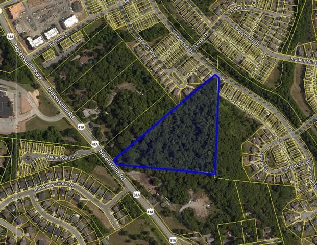 6246 Nolensville Pike, Nashville, TN 37211 (MLS #RTC1992137) :: Village Real Estate