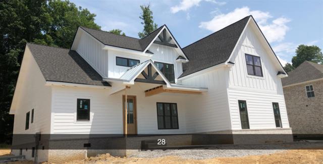 28 Whitewood Farm, Clarksville, TN 37043 (MLS #RTC1996104) :: FYKES Realty Group