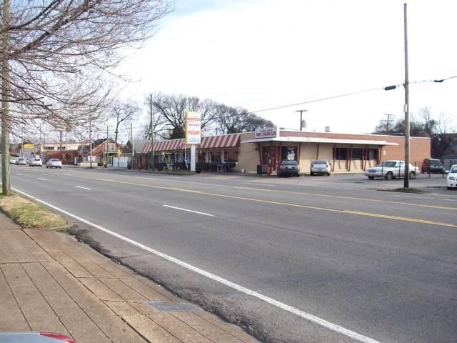 407 Murfreesboro Pike, Nashville, TN 37210 (MLS #RTC1998542) :: Katie Morrell / VILLAGE