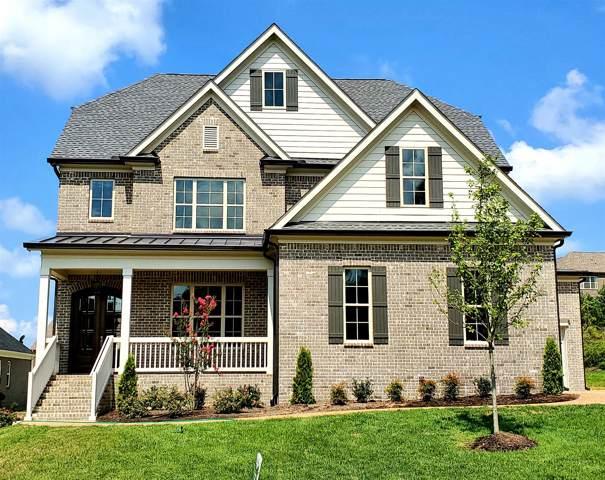 217 Rock Cress Rd (Lot #502), Nolensville, TN 37135 (MLS #RTC2005889) :: Village Real Estate