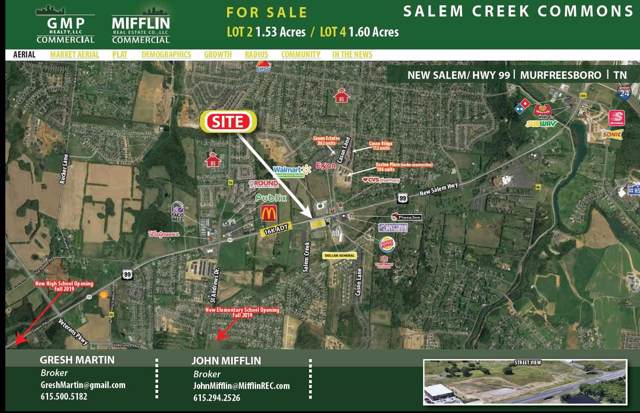 0 New Salem Hwy, Murfreesboro, TN 37128 (MLS #RTC2006288) :: The Milam Group at Fridrich & Clark Realty