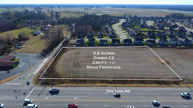 1 Tiny Town Rd, Clarksville, TN 37042 (MLS #RTC2006811) :: Team Wilson Real Estate Partners