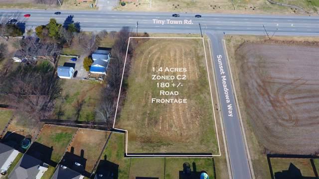 4 Tiny Town Rd, Clarksville, TN 37042 (MLS #RTC2006814) :: Team Wilson Real Estate Partners