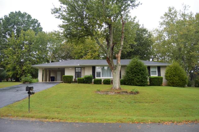 1106 Delmar Ave, Shelbyville, TN 37160 (MLS #RTC2007561) :: RE/MAX Choice Properties