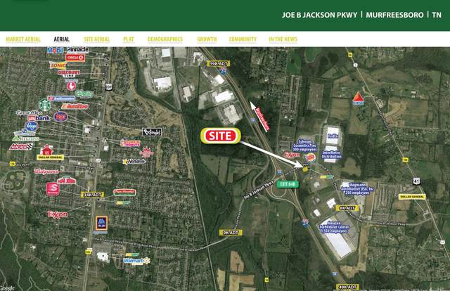 0 Joe B Jackson Pkwy, Murfreesboro, TN 37127 (MLS #RTC2008629) :: RE/MAX Homes And Estates