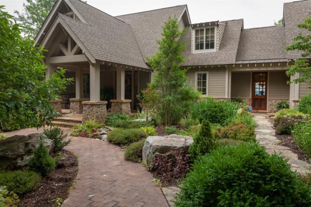 705 Myers Point Rd, Sewanee, TN 37375 (MLS #RTC2008840) :: Village Real Estate
