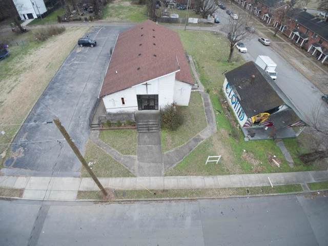 81 Claiborne St, Nashville, TN 37210 (MLS #RTC2009014) :: Village Real Estate