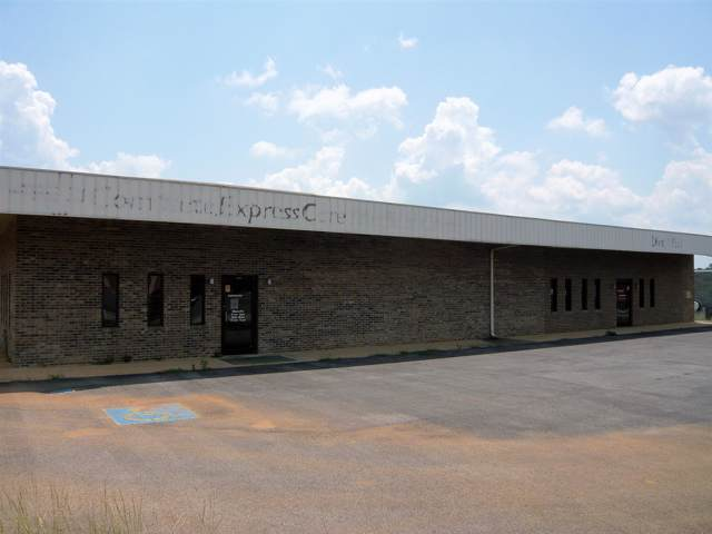 1856 Decherd Blvd, Decherd, TN 37324 (MLS #RTC2009917) :: FYKES Realty Group