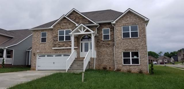 101 Griffey Estates, Clarksville, TN 37042 (MLS #RTC2010362) :: Cory Real Estate Services