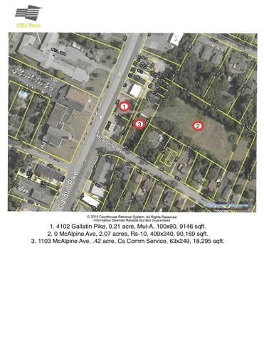 4102 Gallatin Pike, Nashville, TN 37216 (MLS #RTC2010924) :: Village Real Estate
