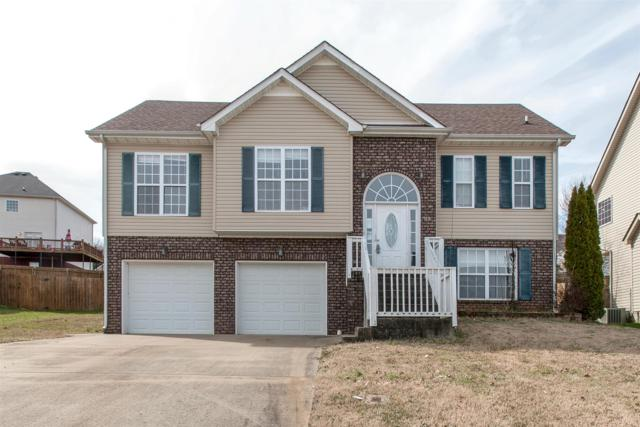 1176 Viewmont Drive, Clarksville, TN 37040 (MLS #RTC2014506) :: Benchmark Realty