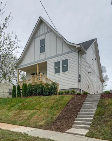 702 S 13Th St, Nashville, TN 37206 (MLS #RTC2016795) :: John Jones Real Estate LLC