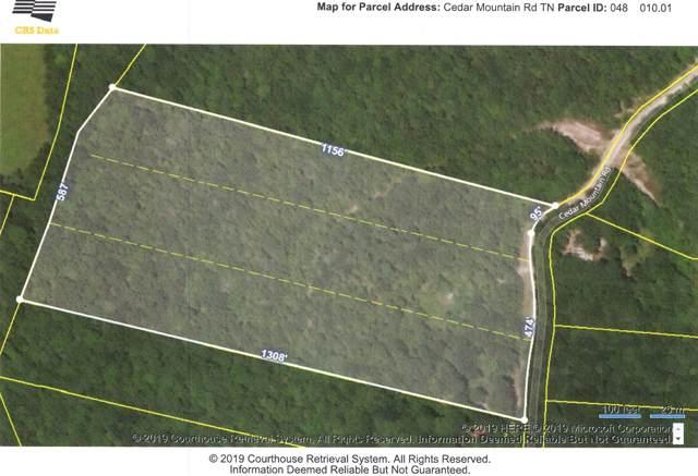 0 Cedar Mountain Rd, Decherd, TN 37324 (MLS #RTC2018433) :: REMAX Elite