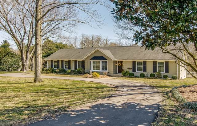 5911 Post Rd, Nashville, TN 37205 (MLS #RTC2019630) :: Village Real Estate