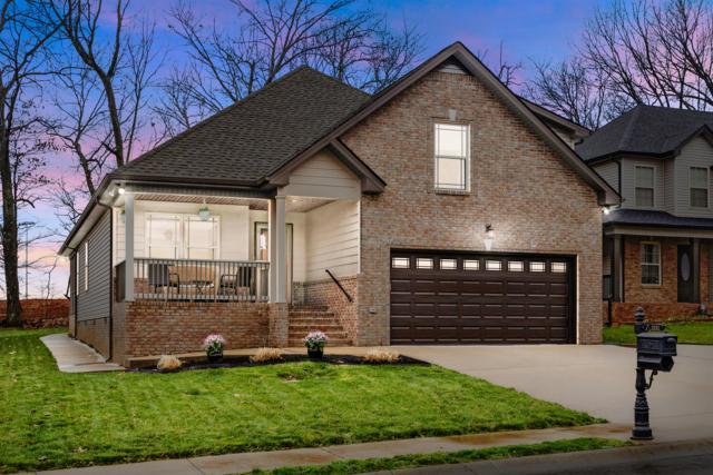2232 Killington Drive, Clarksville, TN 37043 (MLS #RTC2019709) :: FYKES Realty Group
