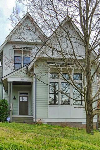 419 Lakehurst Dr, Nashville, TN 37206 (MLS #RTC2020764) :: Nashville's Home Hunters