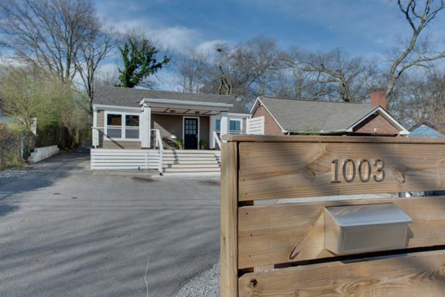 1003 Thomas Ave, Nashville, TN 37216 (MLS #RTC2022169) :: John Jones Real Estate LLC