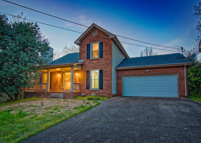 609 West Creek Dr, Clarksville, TN 37040 (MLS #RTC2023090) :: Village Real Estate