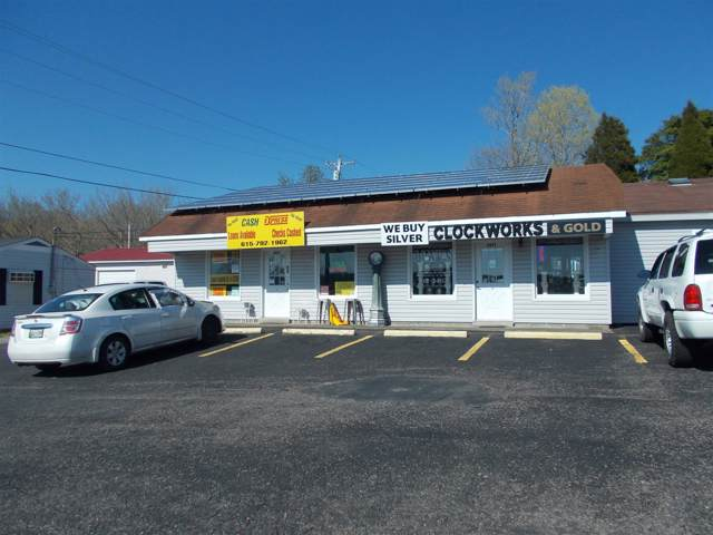 607 N Main St, Ashland City, TN 37015 (MLS #RTC2026089) :: FYKES Realty Group