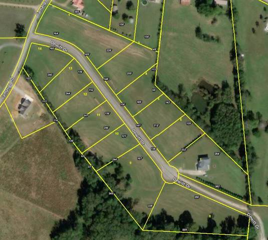 0 Dewitt Dr (Lot 4), Fayetteville, TN 37334 (MLS #RTC2026771) :: Nashville on the Move