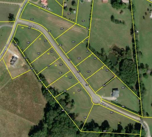 0 Dewitt Dr (Lot 11), Fayetteville, TN 37334 (MLS #RTC2026778) :: Team Jackson | Bradford Real Estate