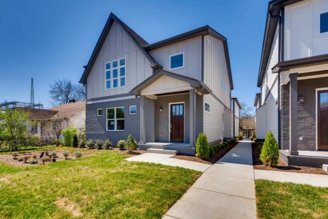 1217 14Th Ave S, Nashville, TN 37212 (MLS #RTC2027180) :: John Jones Real Estate LLC
