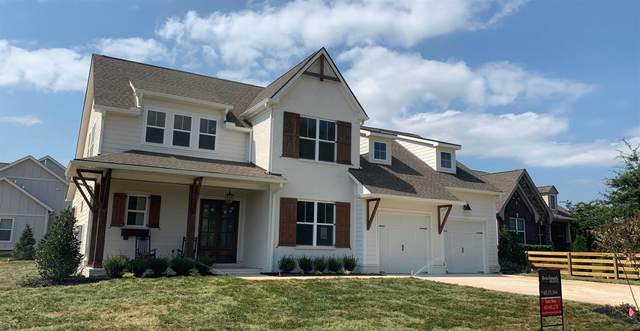 1019 Cantwell Pl, Spring Hill, TN 37174 (MLS #RTC2027903) :: FYKES Realty Group