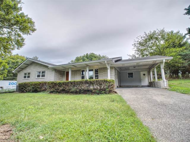 260 Dobbins Pike, Gallatin, TN 37066 (MLS #RTC2028513) :: Nashville on the Move