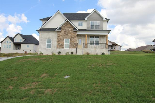 5540 Stonefield Dr(Lot 80), Smyrna, TN 37167 (MLS #RTC2028876) :: HALO Realty