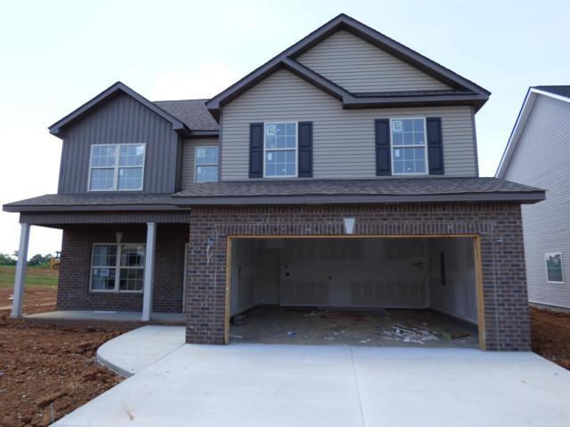 1338 Millet Dr, Clarksville, TN 37040 (MLS #RTC2029258) :: FYKES Realty Group