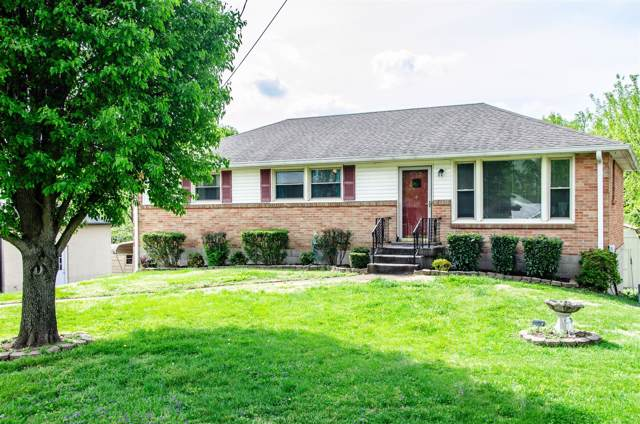 1928 Valley Park Drive, Nashville, TN 37216 (MLS #RTC2029958) :: Katie Morrell / VILLAGE