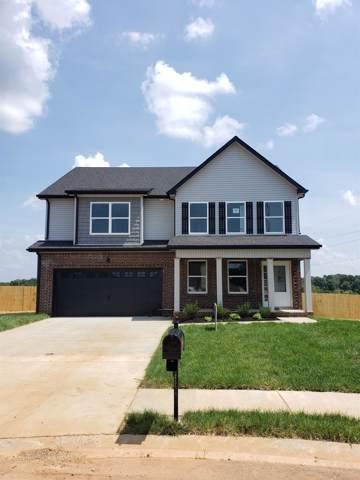 591 Silver Oak Court, Lot 47, Clarksville, TN 37042 (MLS #RTC2029988) :: HALO Realty