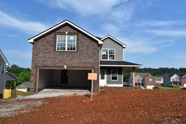 40 Kingstons Cove, Clarksville, TN 37042 (MLS #RTC2030096) :: Village Real Estate