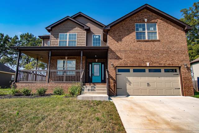 50 Anderson Place, Clarksville, TN 37042 (MLS #RTC2031011) :: FYKES Realty Group