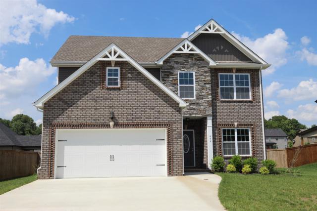 444 Sedgwick Ln, Clarksville, TN 37043 (MLS #RTC2031111) :: RE/MAX Choice Properties