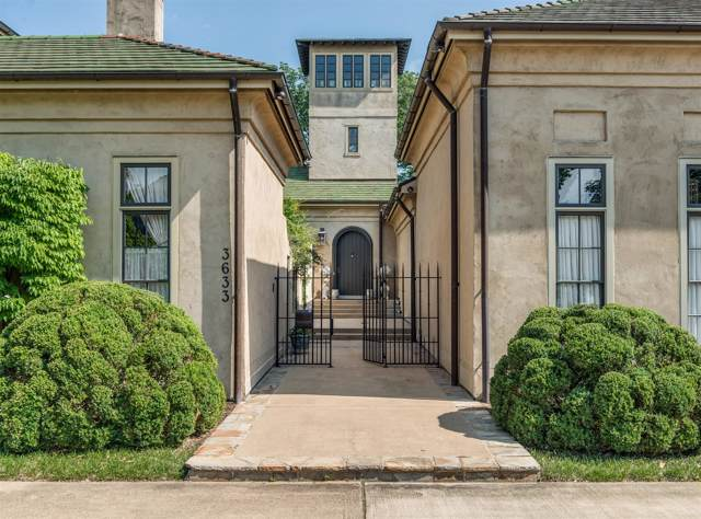 3633 West End, Nashville, TN 37205 (MLS #RTC2031354) :: Village Real Estate