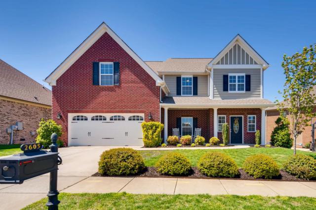 2605 Paddock Park Drive, Thompsons Station, TN 37179 (MLS #RTC2031418) :: RE/MAX Choice Properties