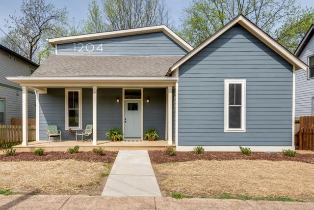 1204 Stainback Ave, Nashville, TN 37207 (MLS #RTC2031474) :: John Jones Real Estate LLC
