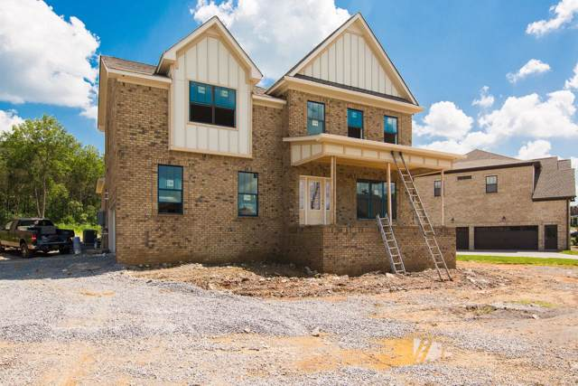 909 Redstone Lane, Nolensville, TN 37135 (MLS #RTC2031512) :: Village Real Estate