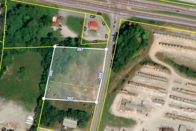 0 Red Rd, McMinnville, TN 37110 (MLS #RTC2031552) :: Nashville on the Move